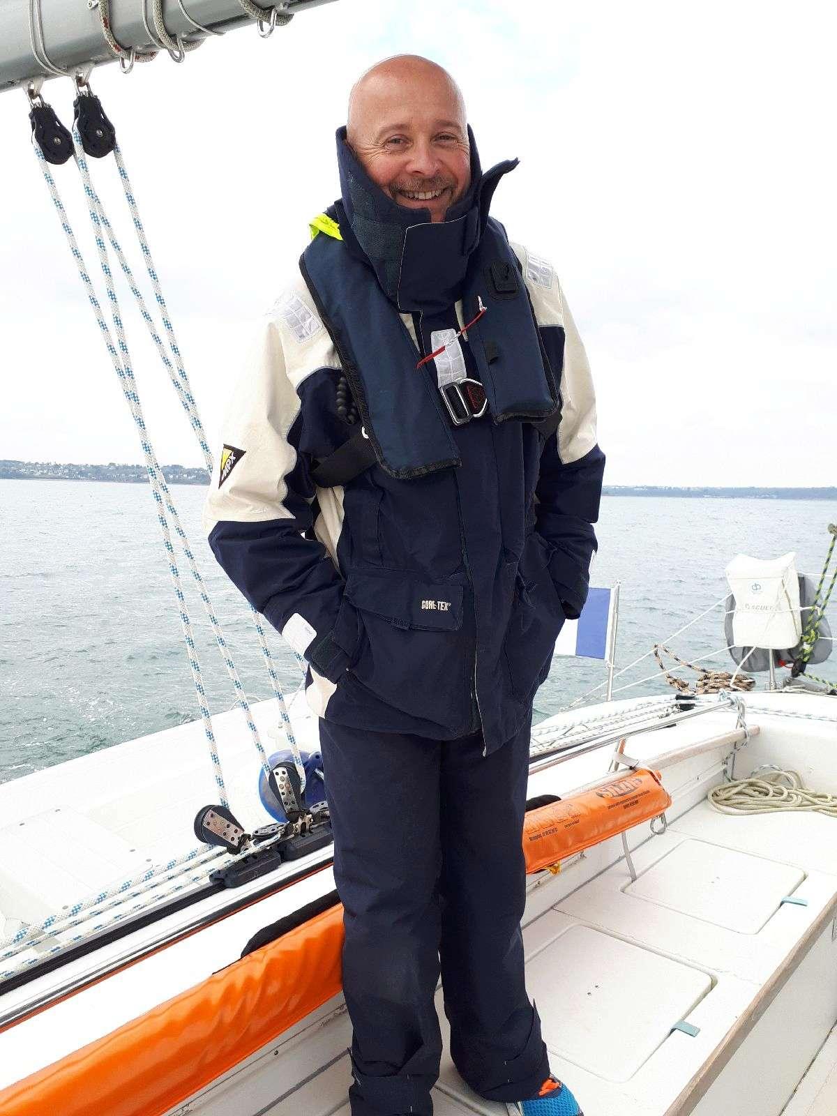 [ Marine à voile ] Catamaran Virginie Hériot voilier de l'Ecole Navale 17_le_10
