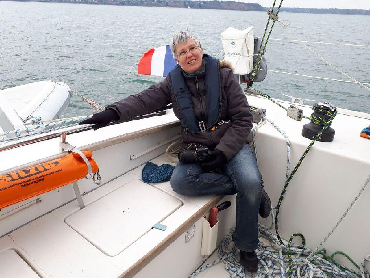 [ Marine à voile ] Catamaran Virginie Hériot voilier de l'Ecole Navale 18_la_10