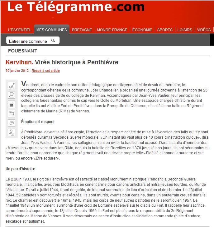 [HISTOIRES ET HISTOIRE] Le fort de Penthièvre (56) 1_arti10