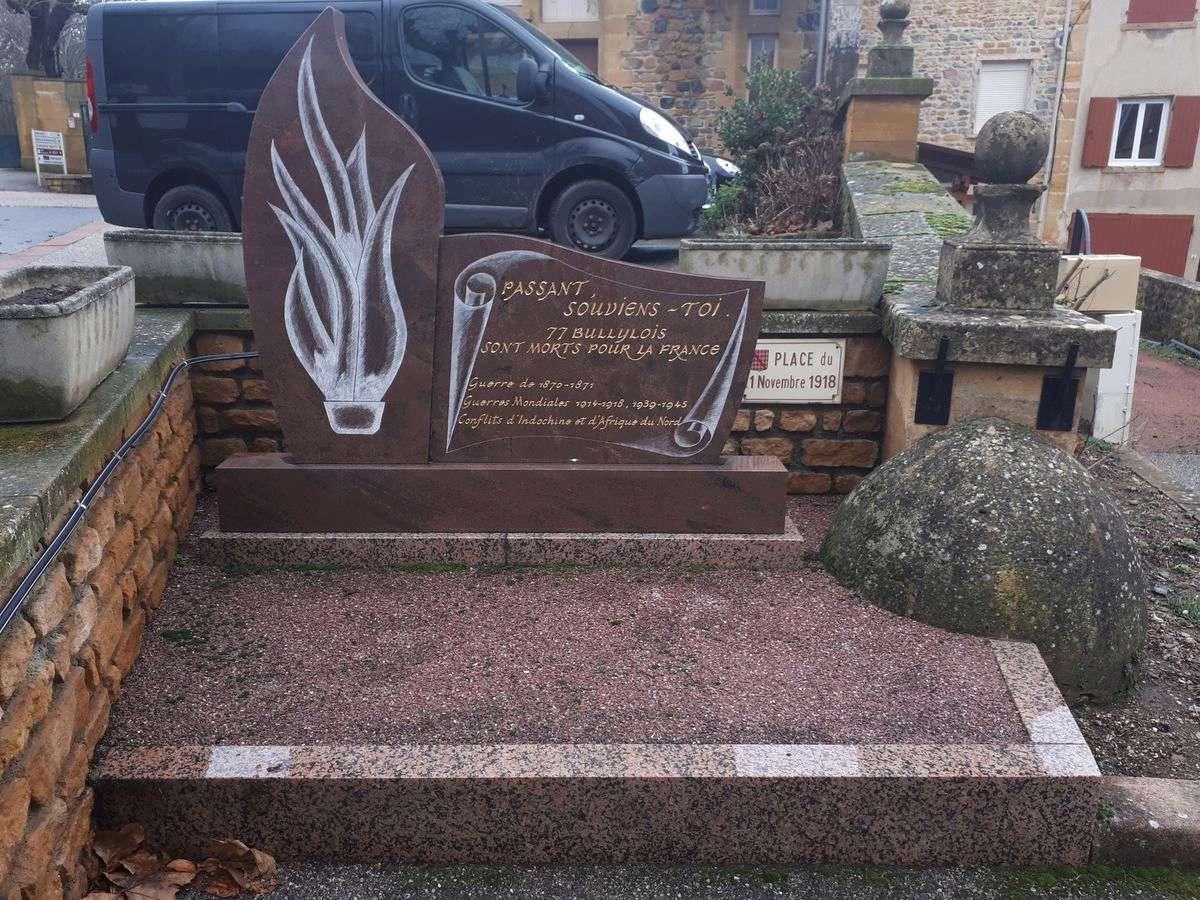 [ Histoires et histoire ] Monuments aux morts originaux Français Tome 2 - Page 5 20180111