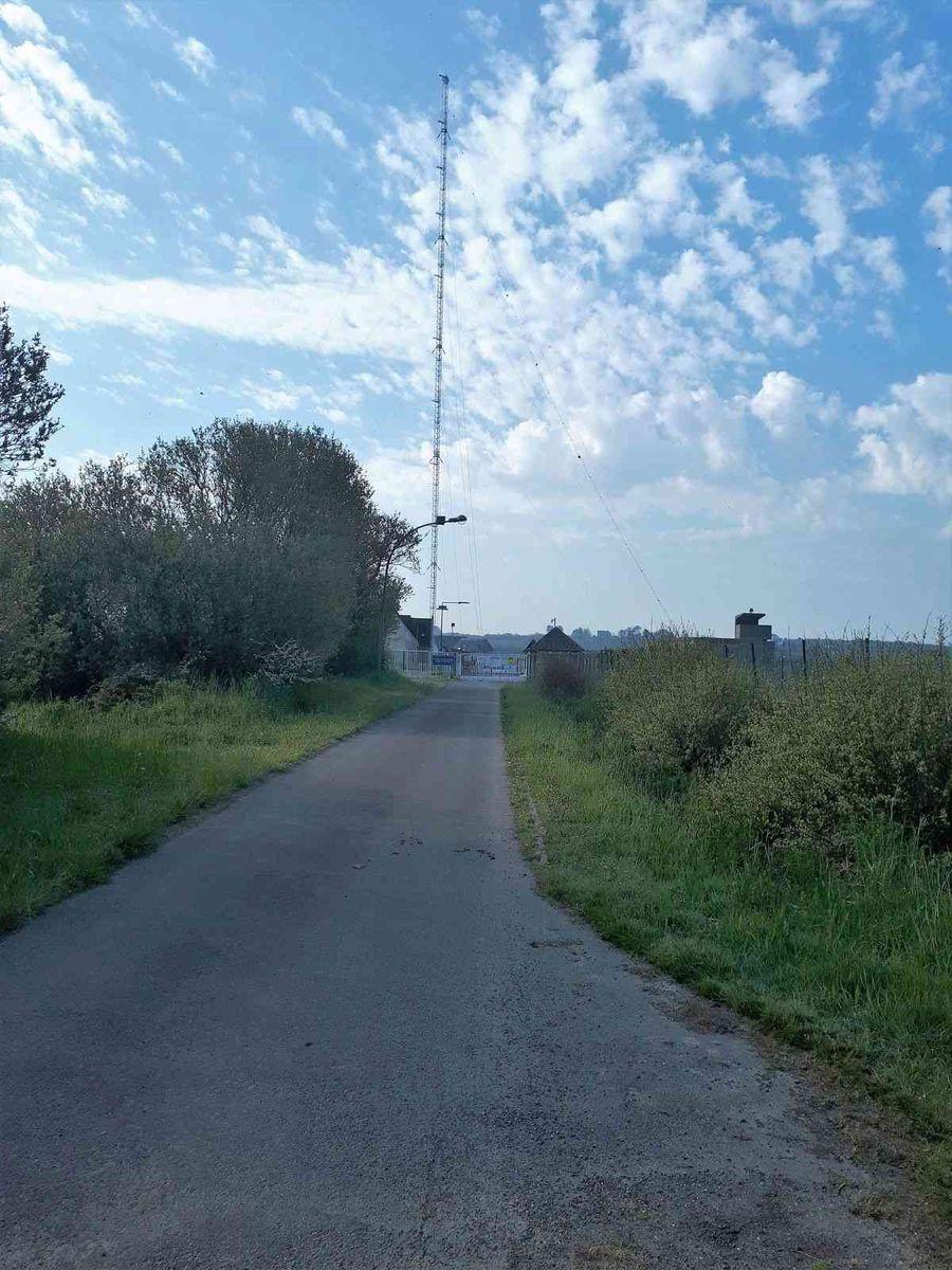 [Les stations radio et télécommunications] La station de Kerlouan 21910