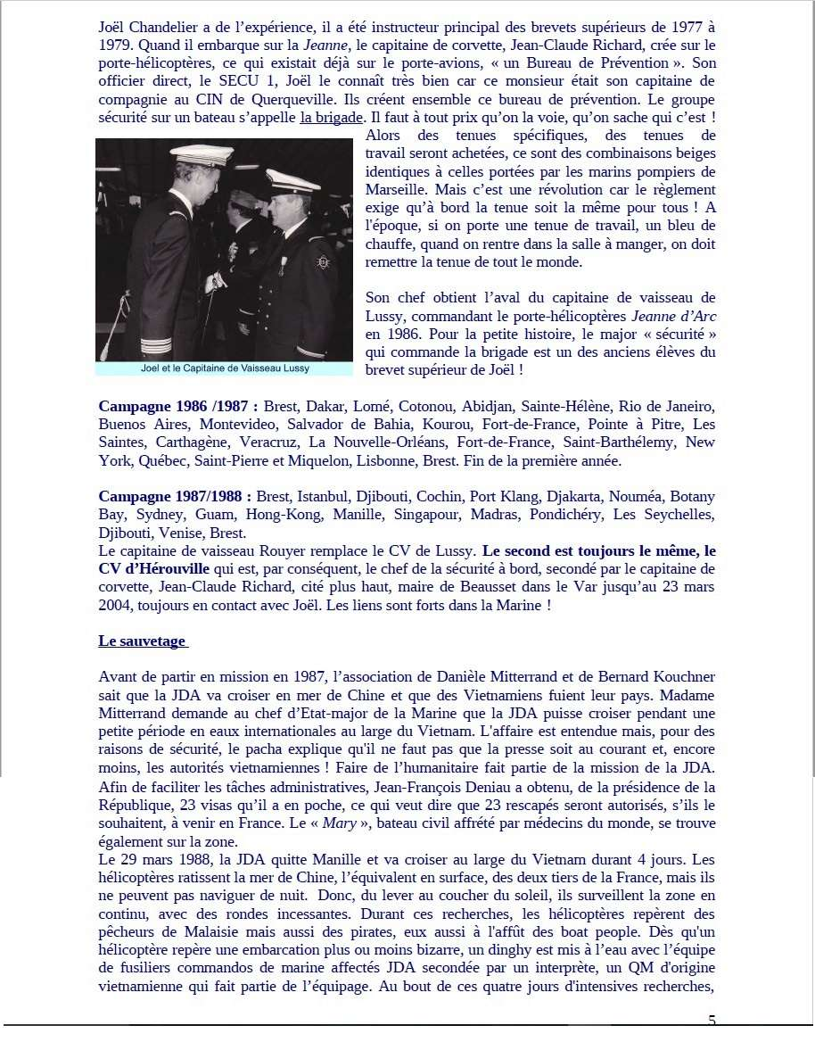 JEANNE D'ARC (PH) - VOLUME 5 - Page 14 314