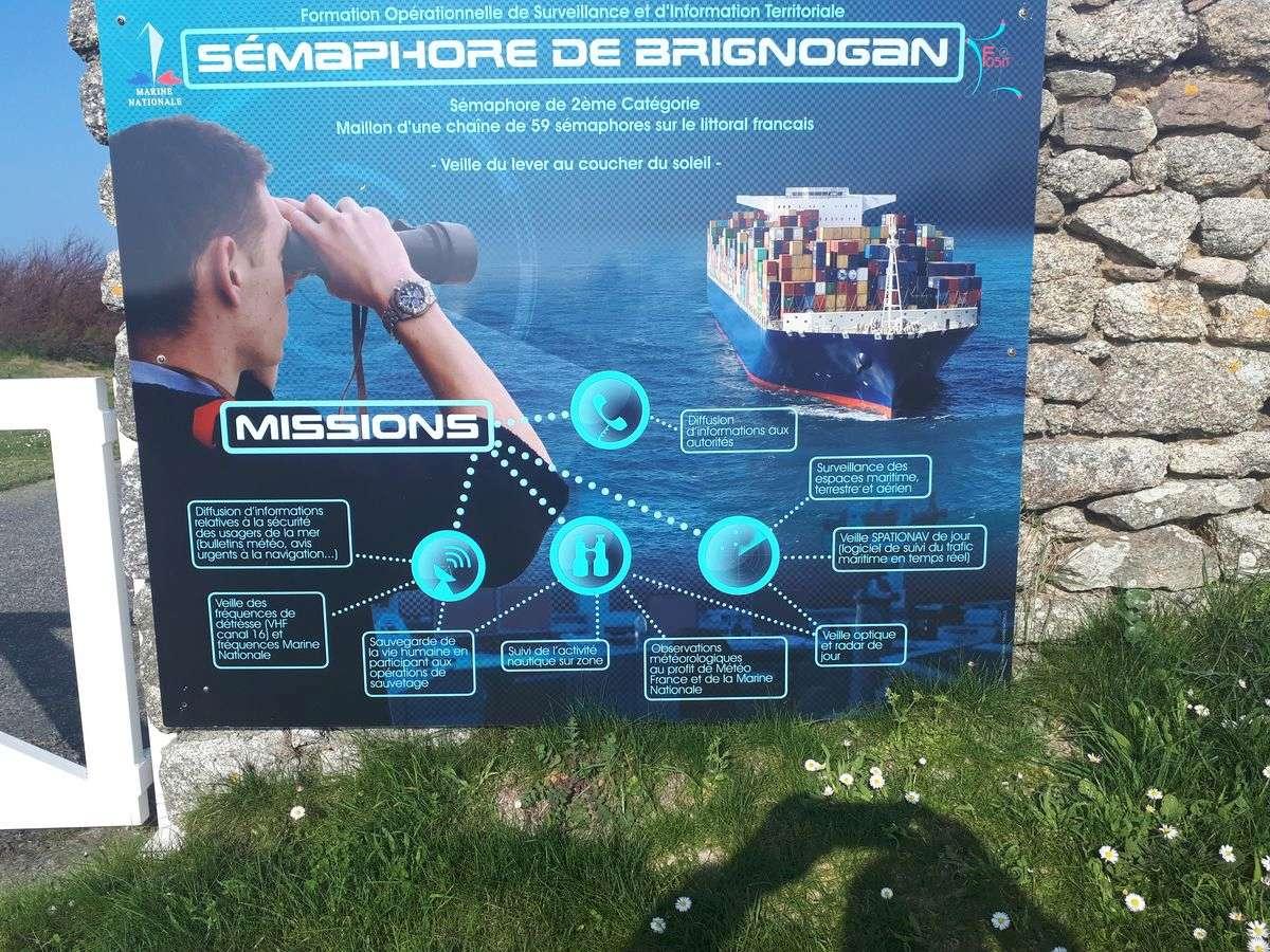 SÉMAPHORE - BRIGNOGAN (FINISTÈRE) 316