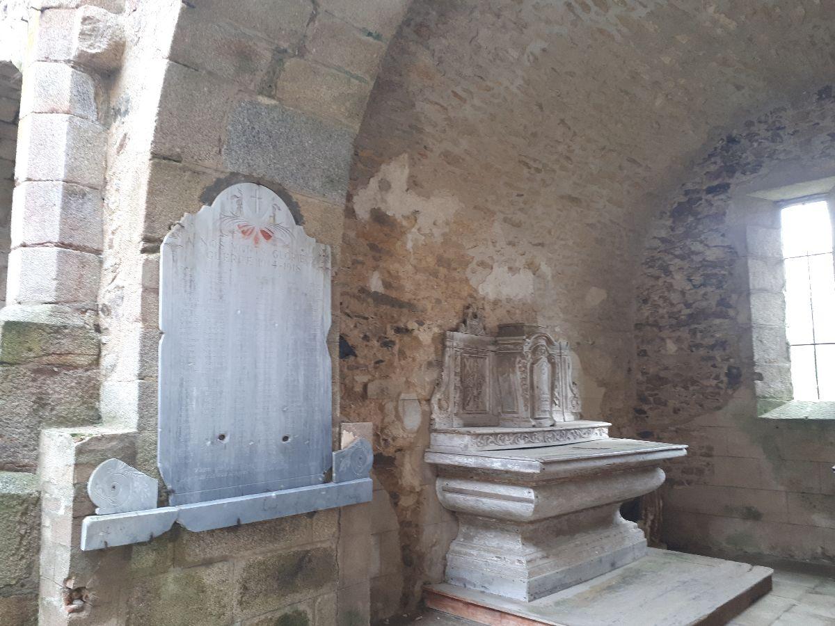 [ Histoire et histoires ]  Voyage pédagogique à Oradour-sur-Glane (87) avec des lycéens de Fouesnant 5510