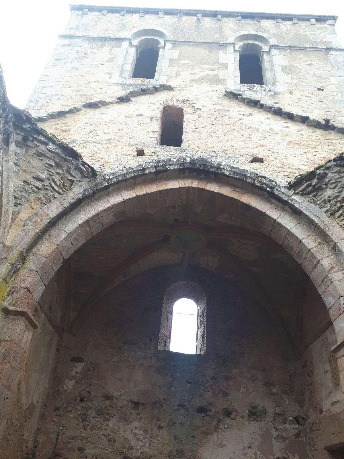 [ Histoire et histoires ]  Voyage pédagogique à Oradour-sur-Glane (87) avec des lycéens de Fouesnant 5610