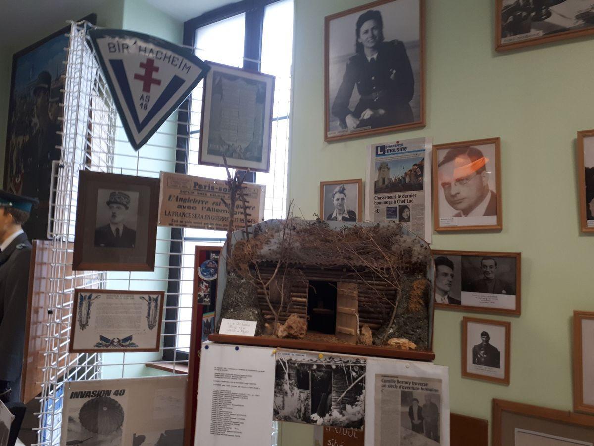 [ Histoire et histoires ]  Voyage pédagogique à Oradour-sur-Glane (87) avec des lycéens de Fouesnant 612