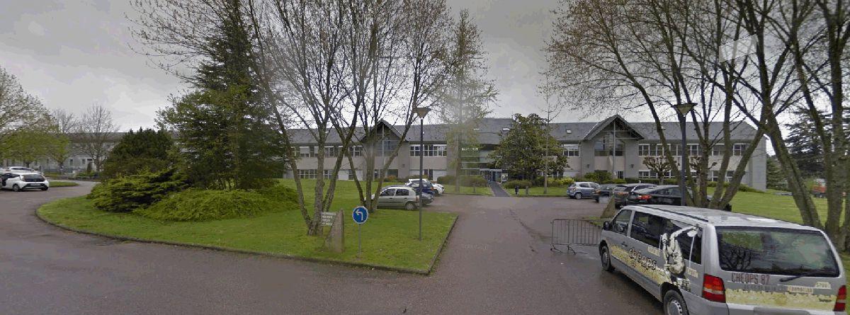 [ Histoire et histoires ]  Voyage pédagogique à Oradour-sur-Glane (87) avec des lycéens de Fouesnant 63_bat10