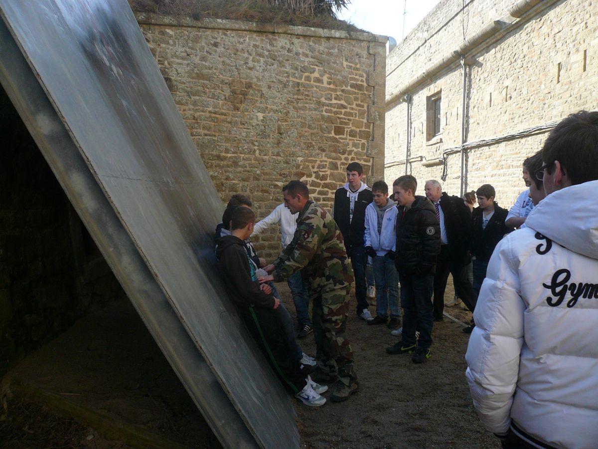 [HISTOIRES ET HISTOIRE] Le fort de Penthièvre (56) 718