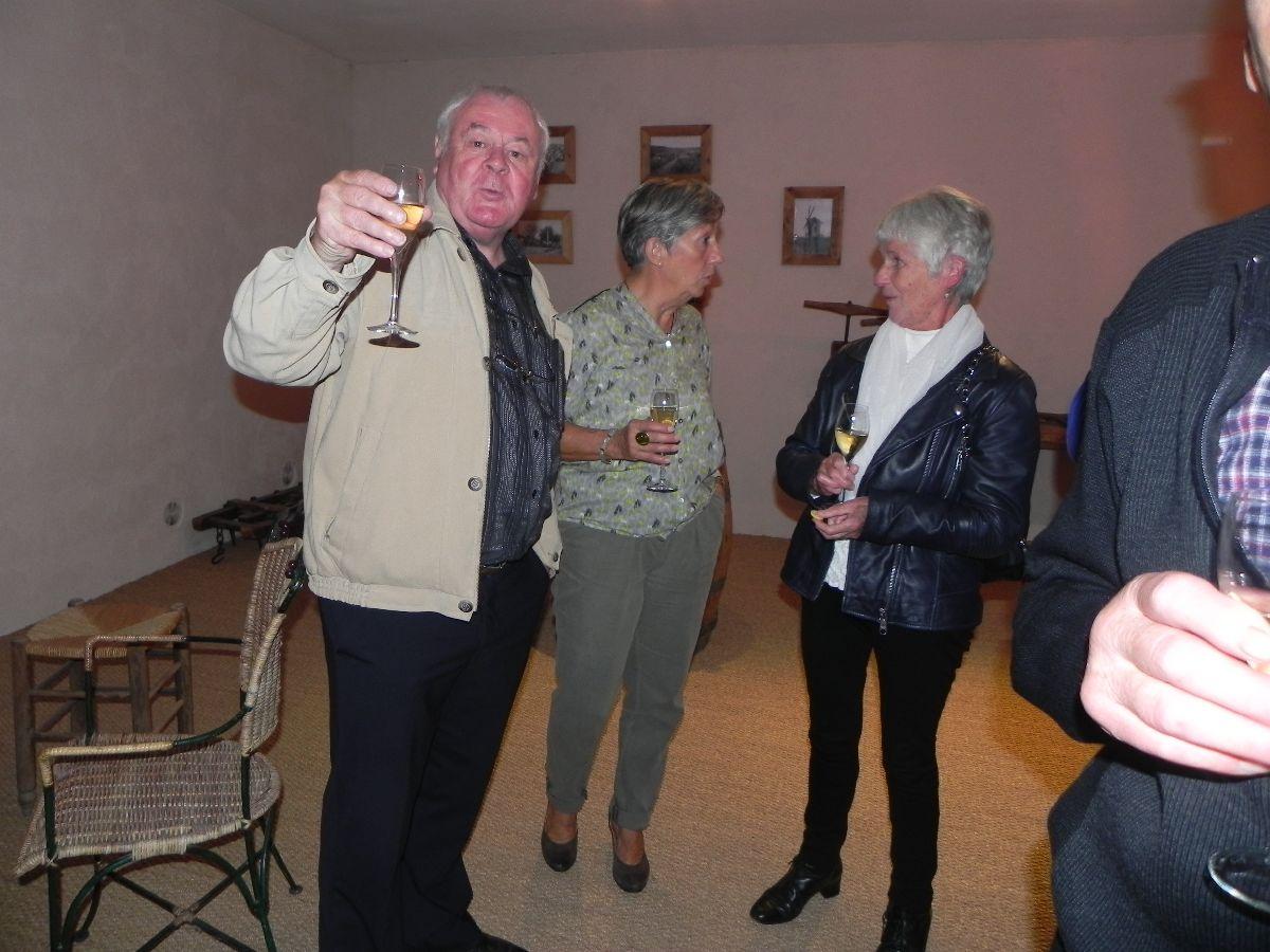 [ Histoire et histoires ] Quelques conseillers Municipaux Fouesnantais en voyage commémoratif 8_soir10