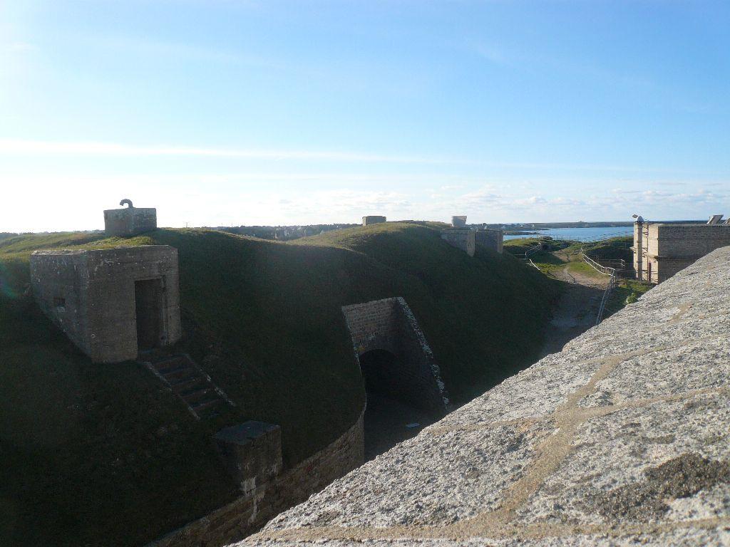 [HISTOIRES ET HISTOIRE] Le fort de Penthièvre (56) 9_ici_10