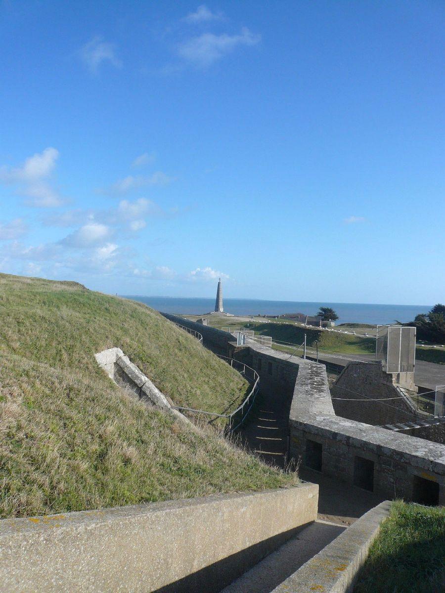 [HISTOIRES ET HISTOIRE] Le fort de Penthièvre (56) 9_vers10