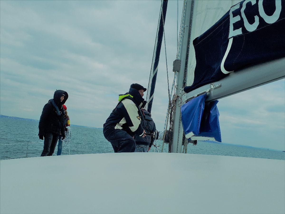 [ Marine à voile ] Catamaran Virginie Hériot voilier de l'Ecole Navale 9_winc10