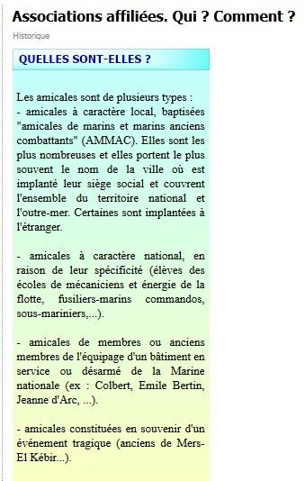 [LES TRADITIONS DANS LA MARINE] LE PORT DES DÉCORATIONS - Page 6 Amac10