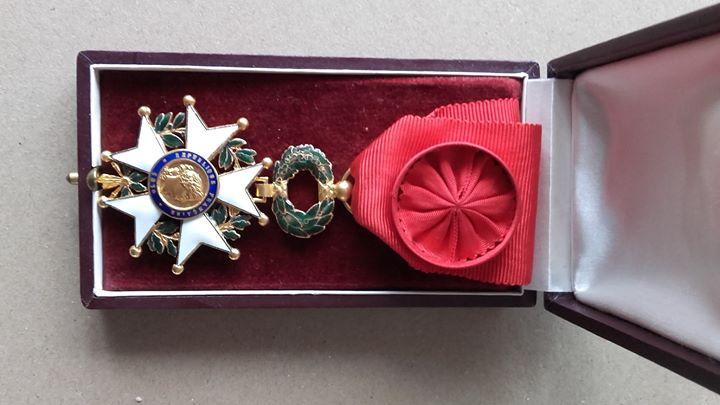 LH 1870 (Légion d'honneur) Officier + Commandeur 31948210