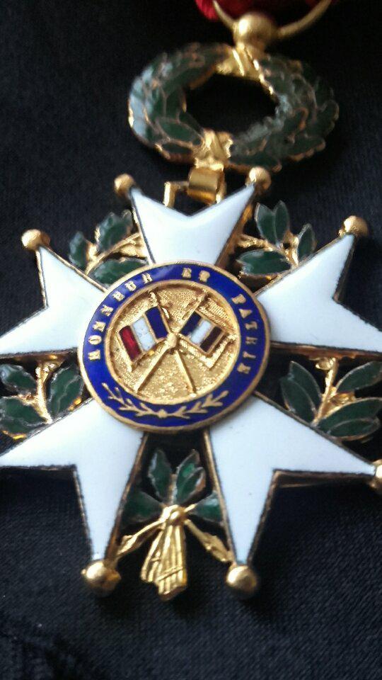 LH 1870 (Légion d'honneur) Officier + Commandeur 31955910