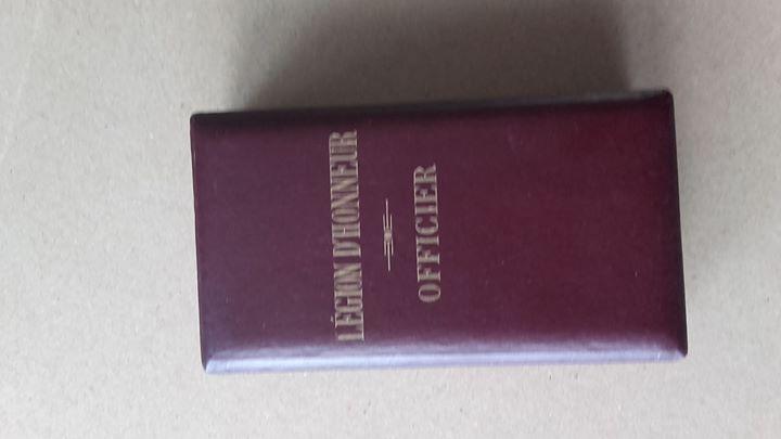 LH 1870 (Légion d'honneur) Officier + Commandeur 31957010