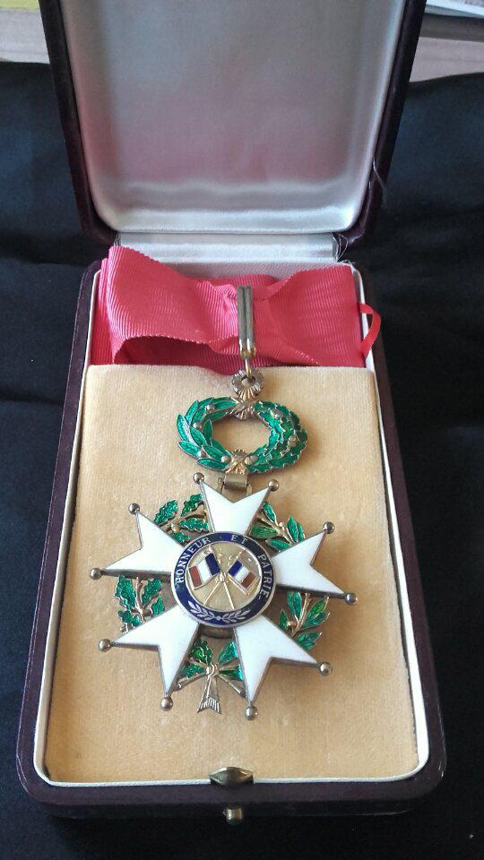 LH 1870 (Légion d'honneur) Officier + Commandeur 31957210