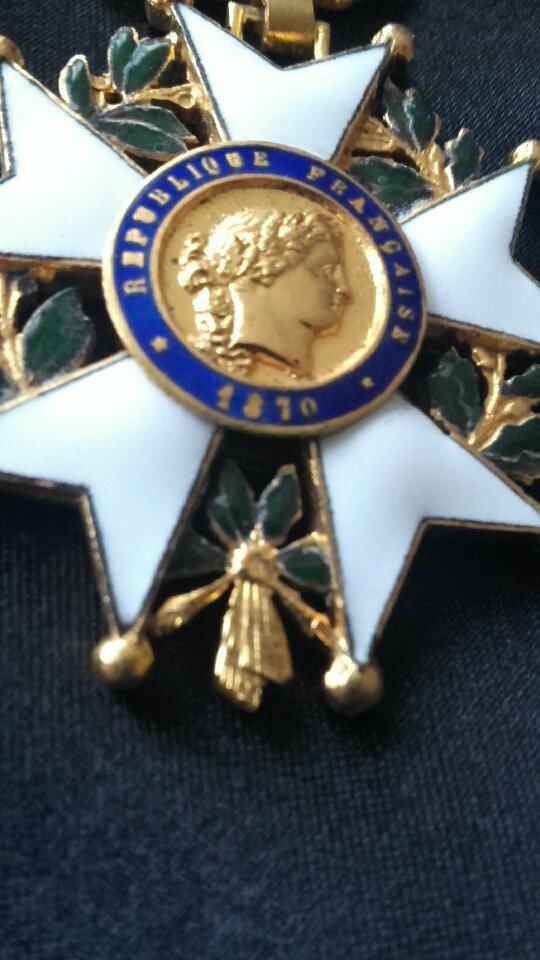 LH 1870 (Légion d'honneur) Officier + Commandeur 31958110