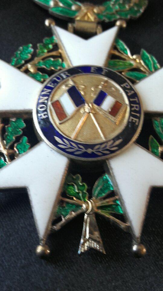 LH 1870 (Légion d'honneur) Officier + Commandeur 31958410