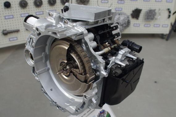 CVT Chery Gearbox para Tiggo 2.0  4af70010