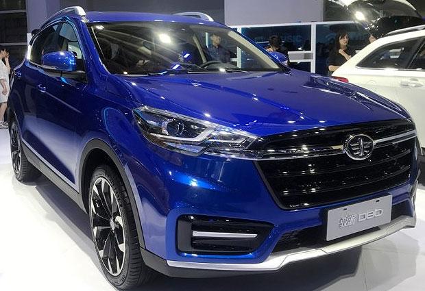 Novedades en el salón del automóvil de Beijing D80-110