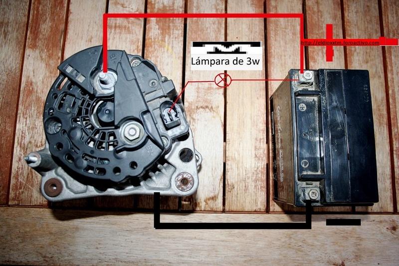 Alternador  Bosch 14 V  de 90 AMP Jougmz10