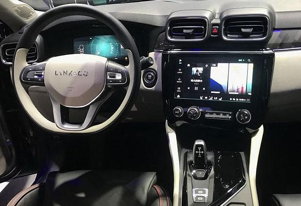 Novedades en el salón del automóvil de Beijing Lynk0210