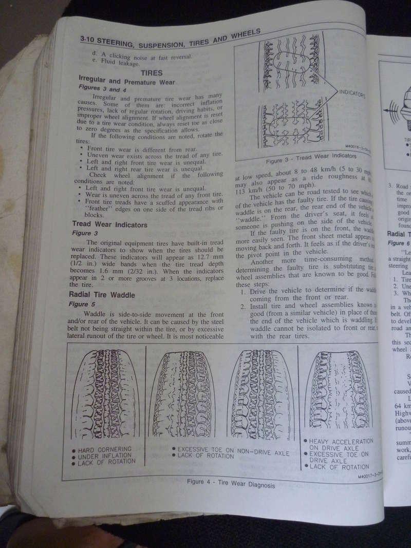 Chevrolet Cavalier  1995/Datos Manual Despiece P1080113