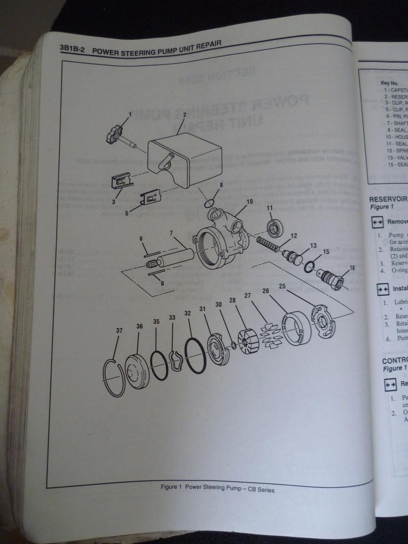 Chevrolet Cavalier  1995/Datos Manual Despiece P1080126