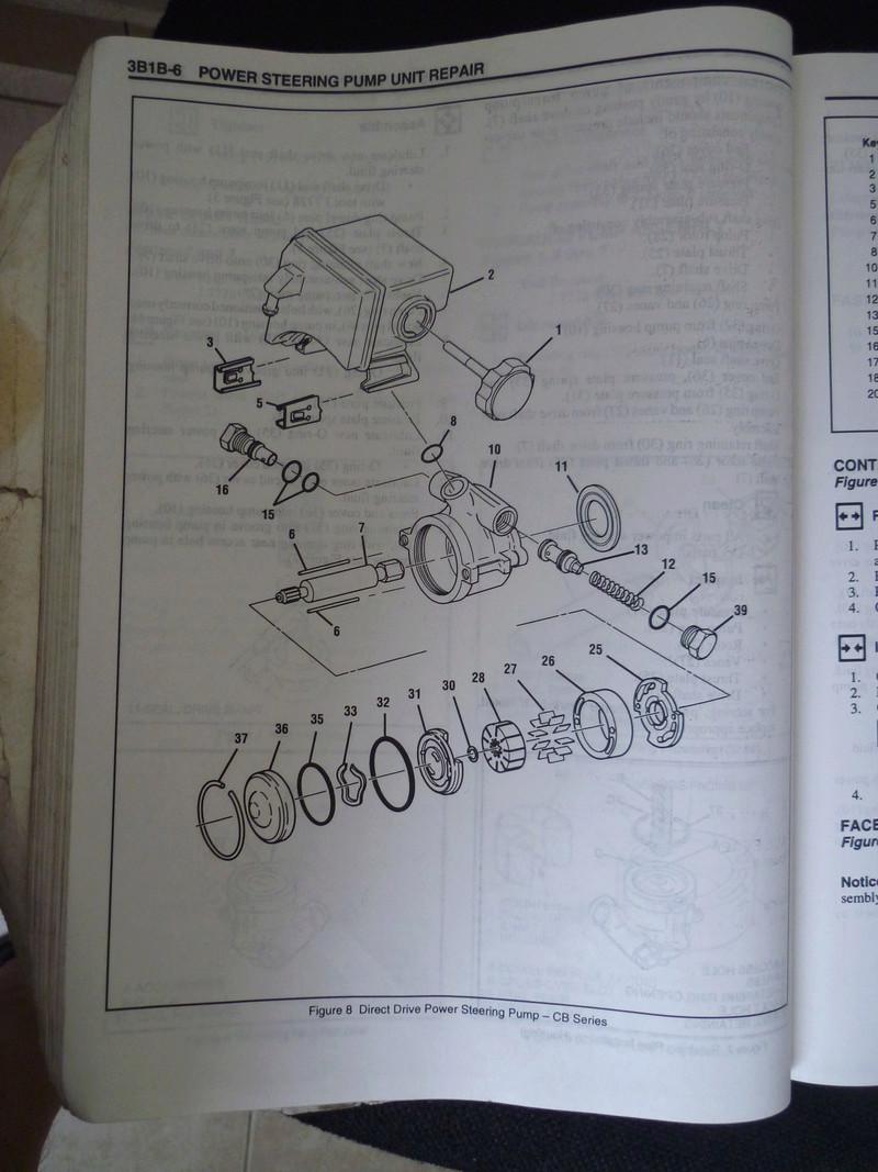 Chevrolet Cavalier  1995/Datos Manual Despiece P1080127