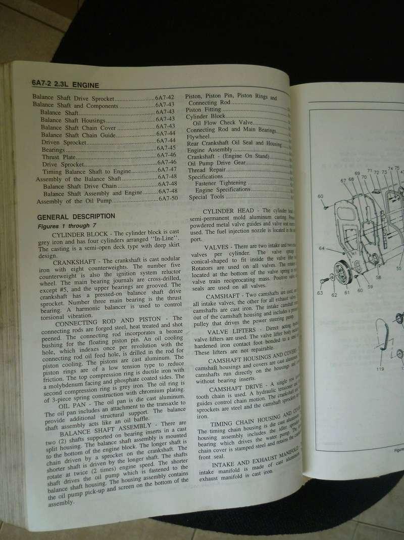 Chevrolet Cavalier  1995/Datos Manual Despiece P1080144