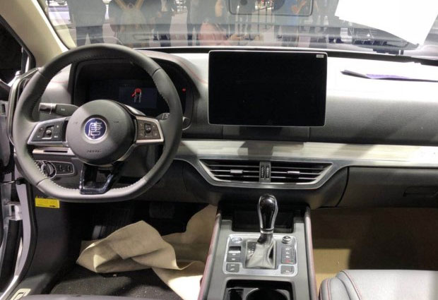 Novedades en el salón del automóvil de Beijing Tang-210