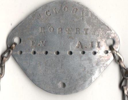 Une plaque avec peu de données Cloux10