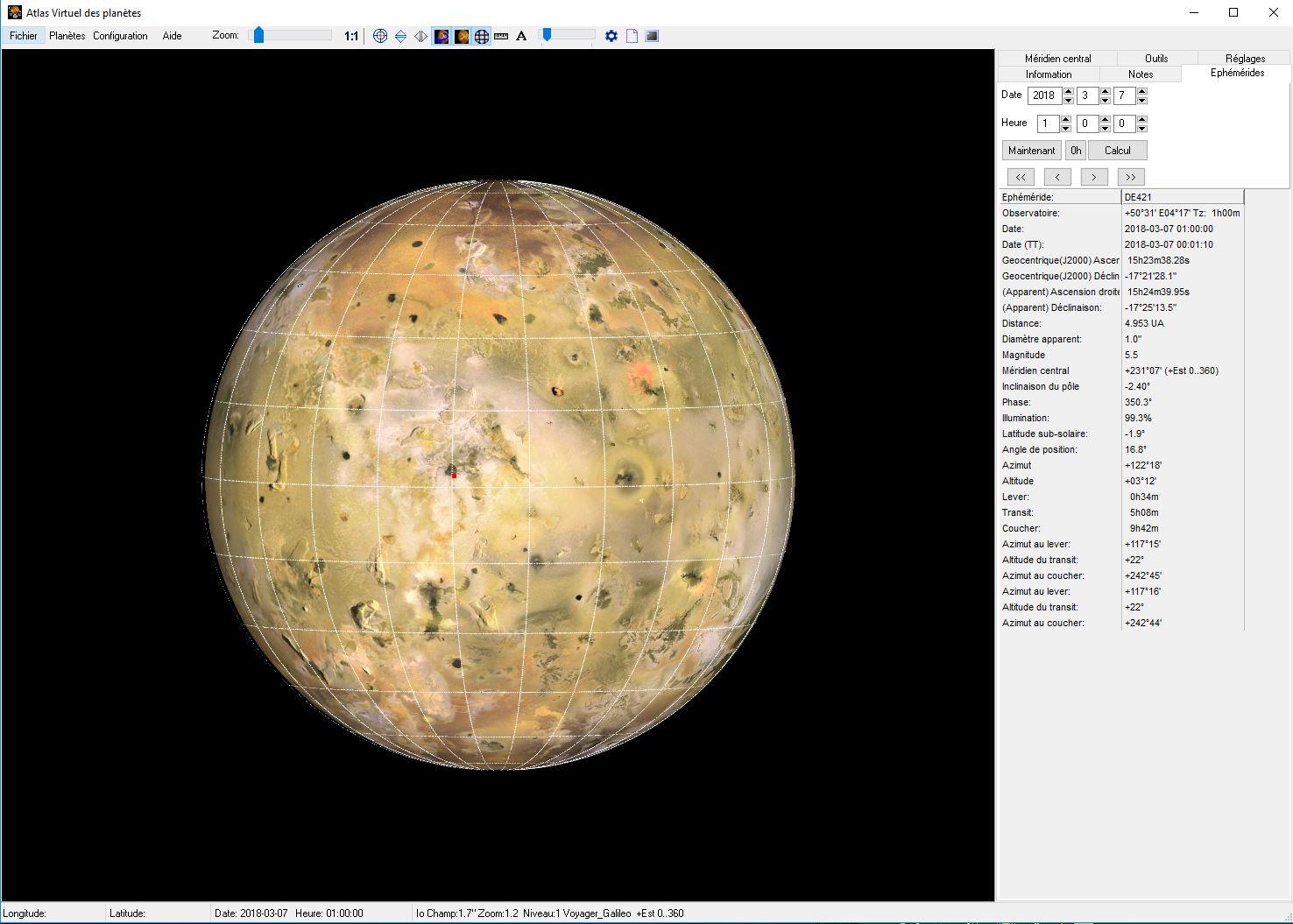 Petit Tuto : L'atlas Virtuel des Planètes Atlas410