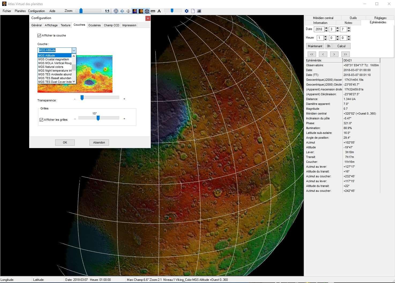 Petit Tuto : L'atlas Virtuel des Planètes Atlas510
