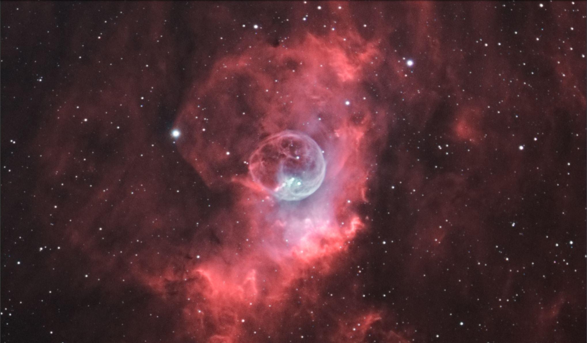 NGC7635 J'en ai chié ! Bulle_10