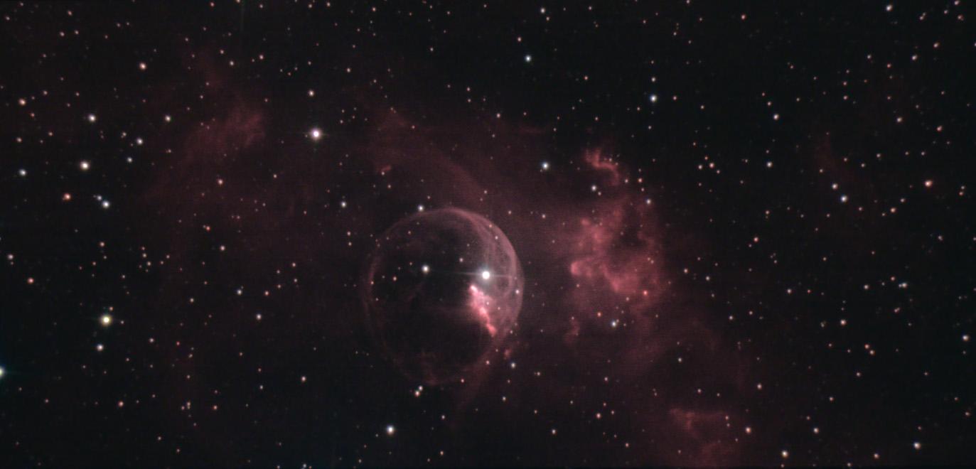 NGC7635 J'en ai chié ! Buller10