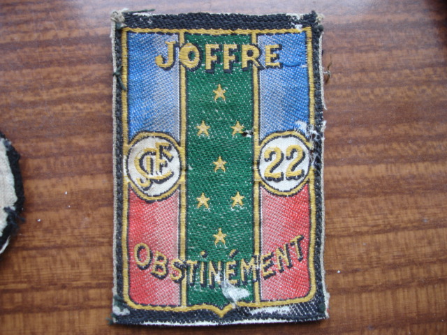 3 insigne tissus ancien à identifier Dsc08217