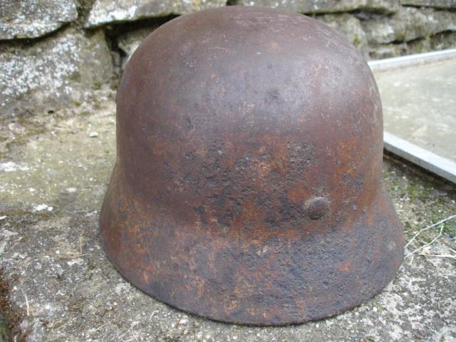 casque allemand et casque dca jus de grange Dsc08256