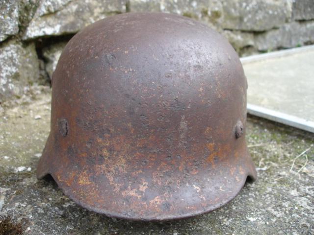 casque allemand et casque dca jus de grange Dsc08267
