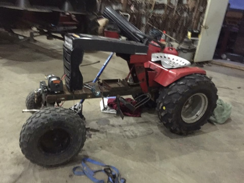 Mud Buggy 2,Biggest Wheel Horse Mud Tractor Yet [2017 Build-Off Entry] Img_6110