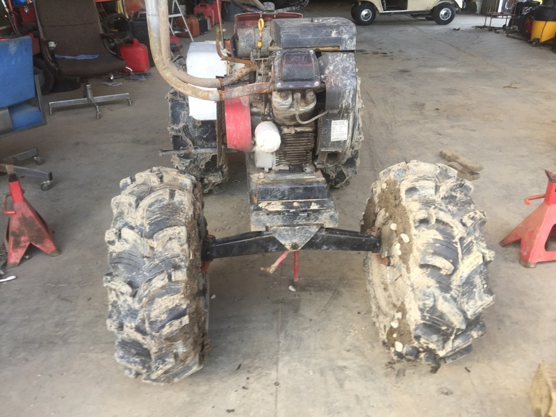 Mud Buggy 2,Biggest Wheel Horse Mud Tractor Yet [2017 Build-Off Entry] Img_7912