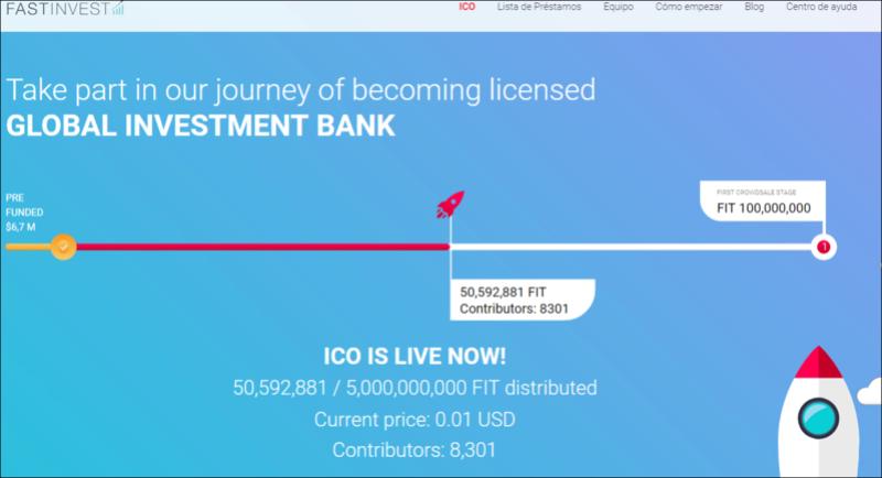 Mi hoja de ruta en el Proyecto Fast Invest token ( FIT). **CERRADO*** 9999914