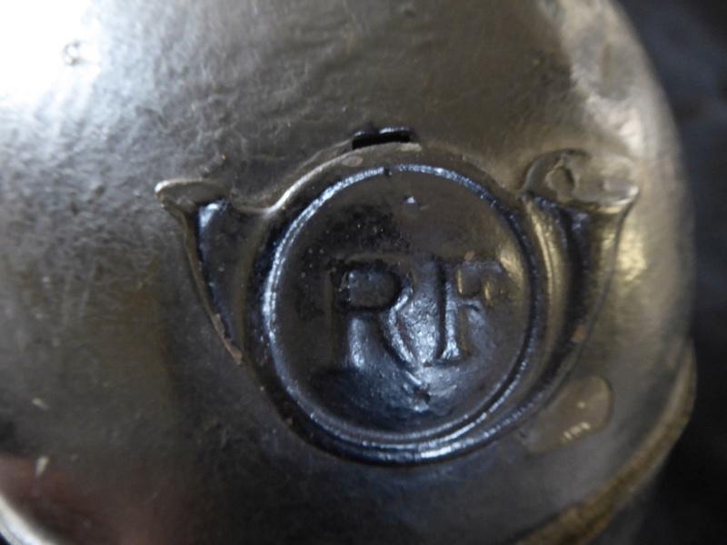 Casque Adrian de chasseur... mécanisé S-l16011