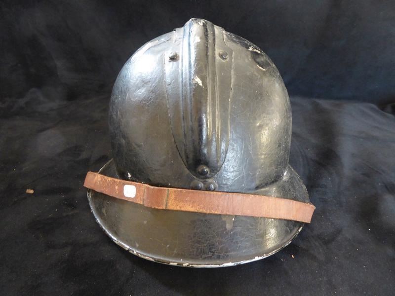 Casque Adrian de chasseur... mécanisé S-l16013