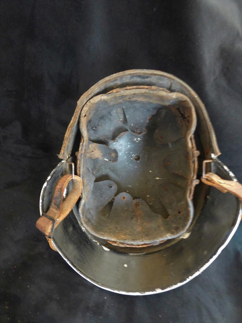 Casque Adrian de chasseur... mécanisé S-l16014
