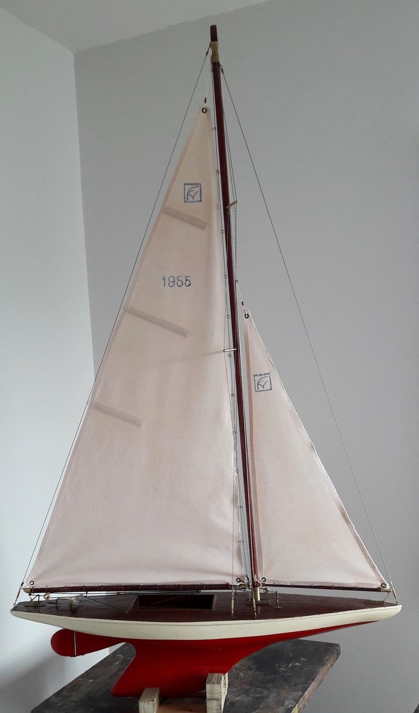 Model Racing Yacht 20180614
