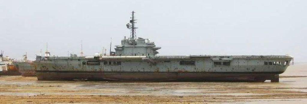 minas - Présentation porte-avions Minas Gerais  1116