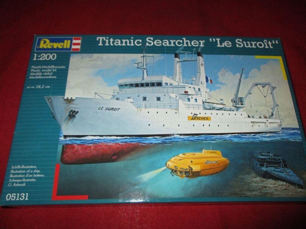 Le Suroit - 1/200 Heller - Eric78  119