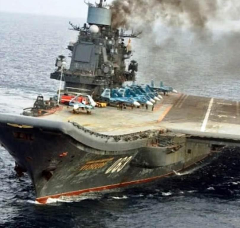"Admiral KUZNETSOV ""UPGRADED"" 1/350 19489511"